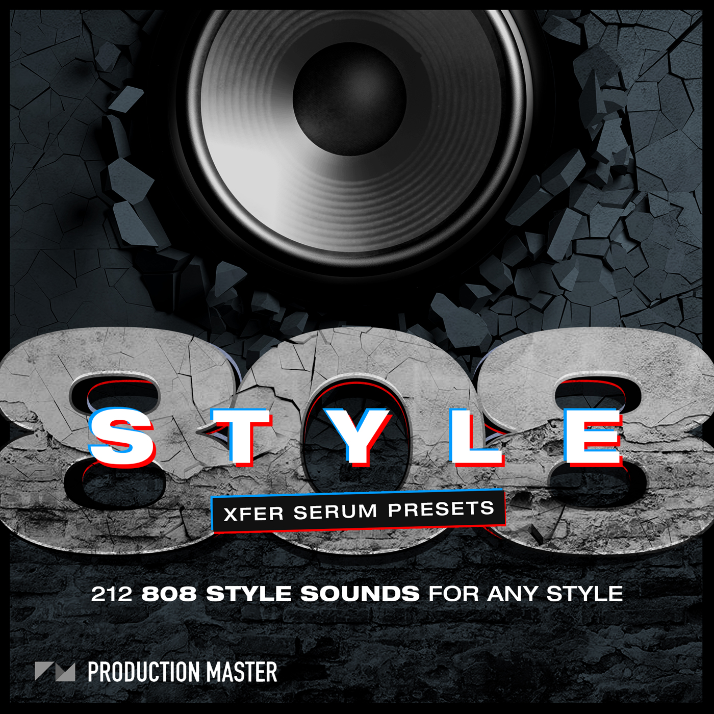 808 Style - Xfer Serum Presets | Synthmob