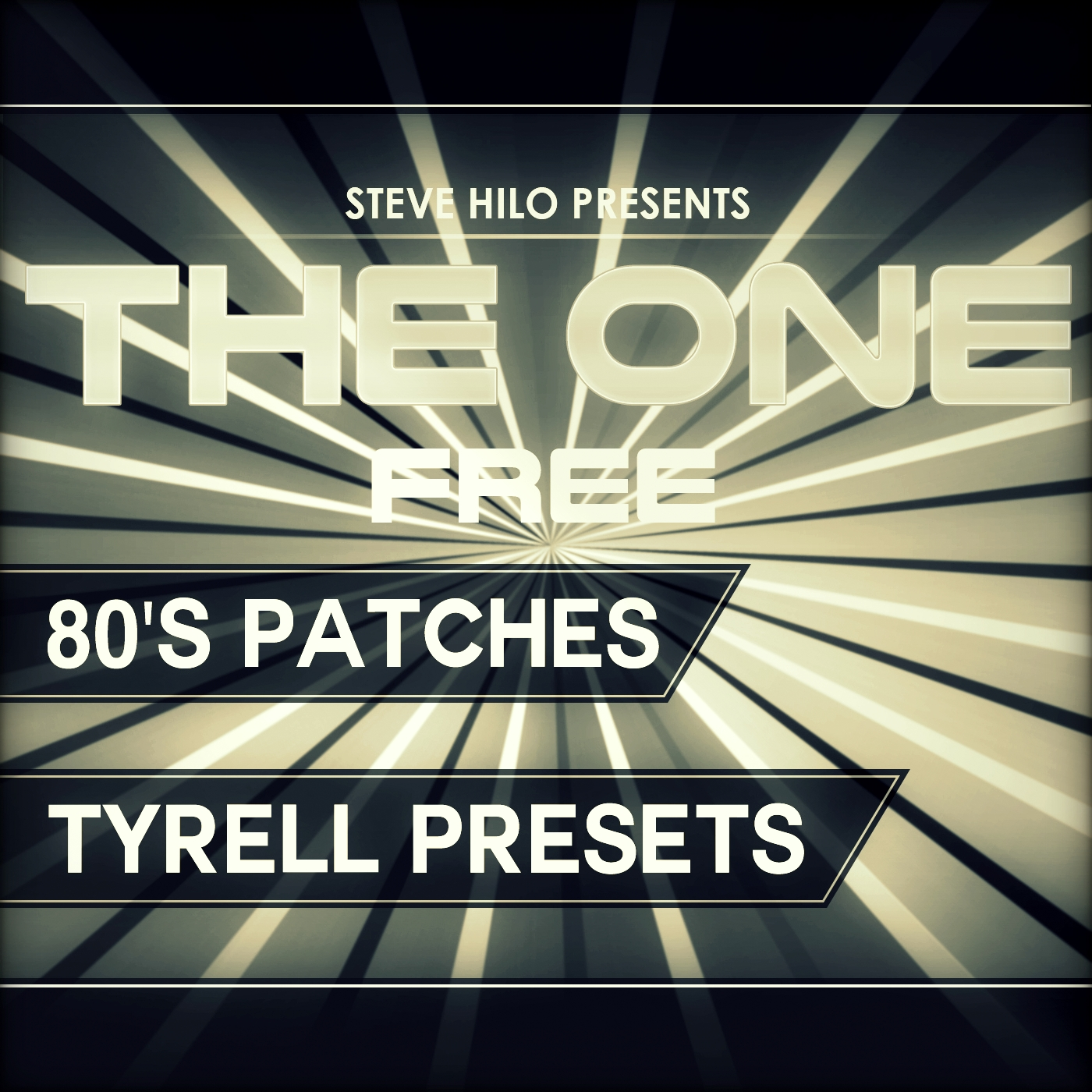 THE ONE: 80's Patches [FREE] | Synthmob