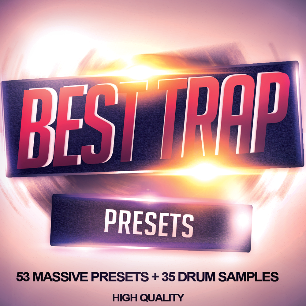 Best Trap presets for Massive | Synthmob