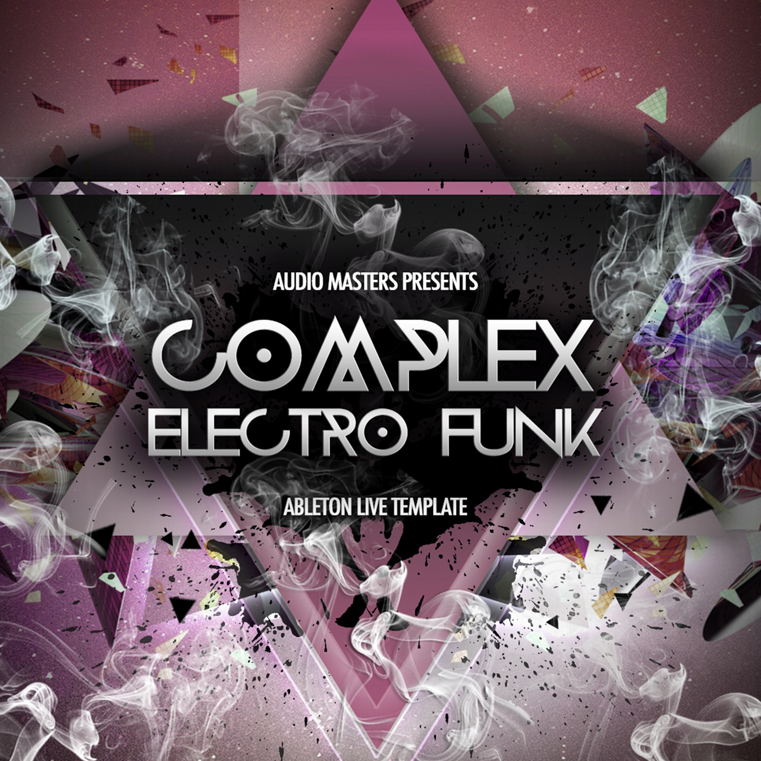 Complex Electro Funk Ableton Live Template Synthmob