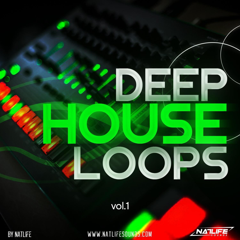 Deep house loops vol 1 synthmob for Very deep house music