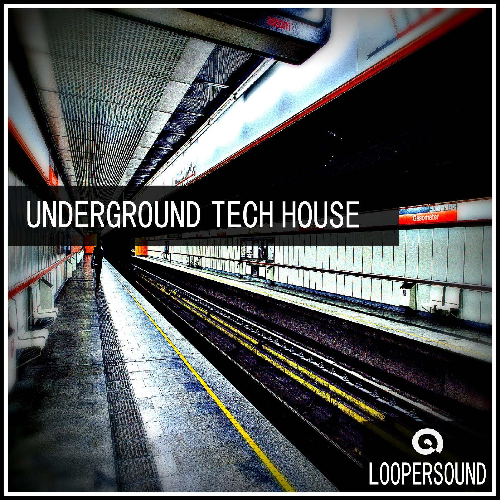 Underground Tech House Synthmob