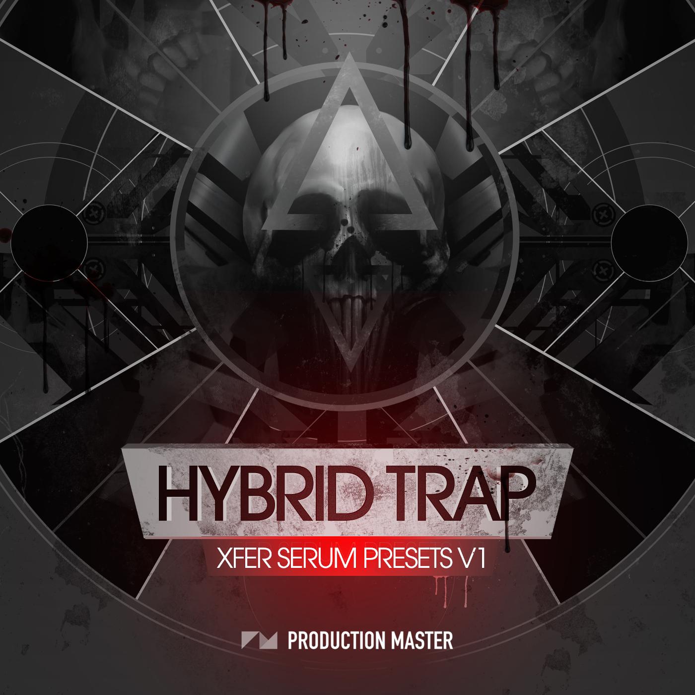 Hybrid Trap - Xfer Serum Presets | Synthmob