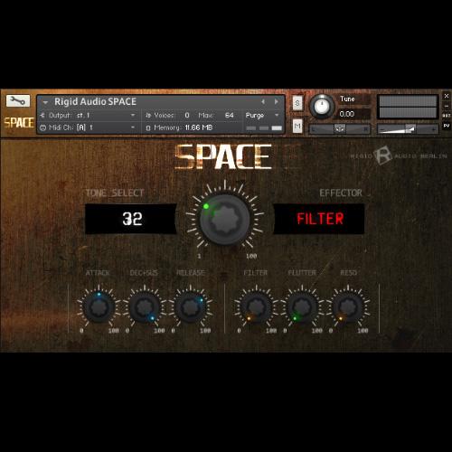 Rigid Audio - SPACE I & II | Kontakt