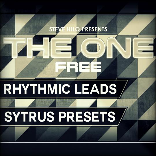 THE ONE: Rythmic Leads [FREE] | Synthmob