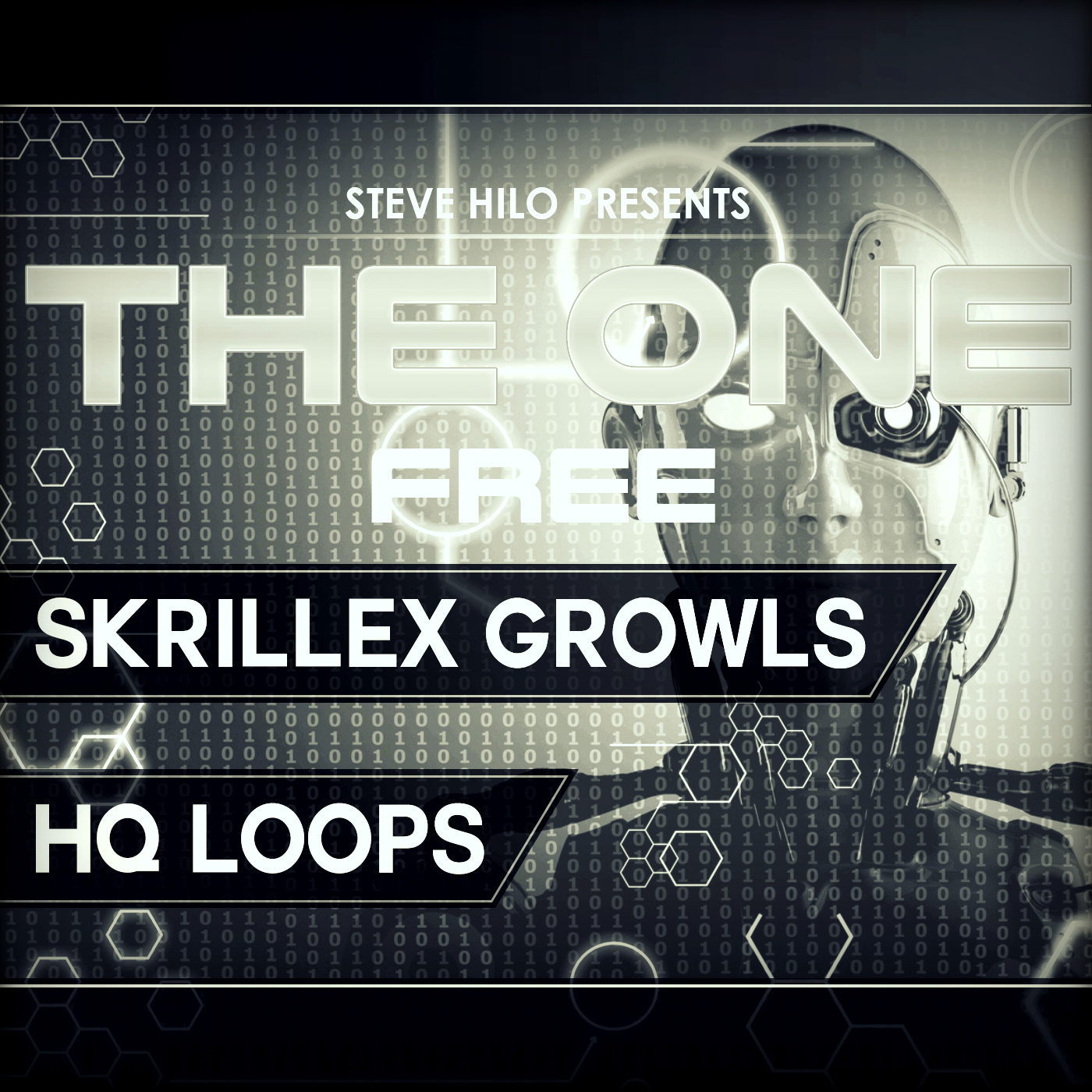 THE ONE: Skrillex Growls [FREE] | Synthmob