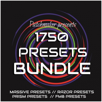 1750 Presets : Native Instruments Bundle | Synthmob