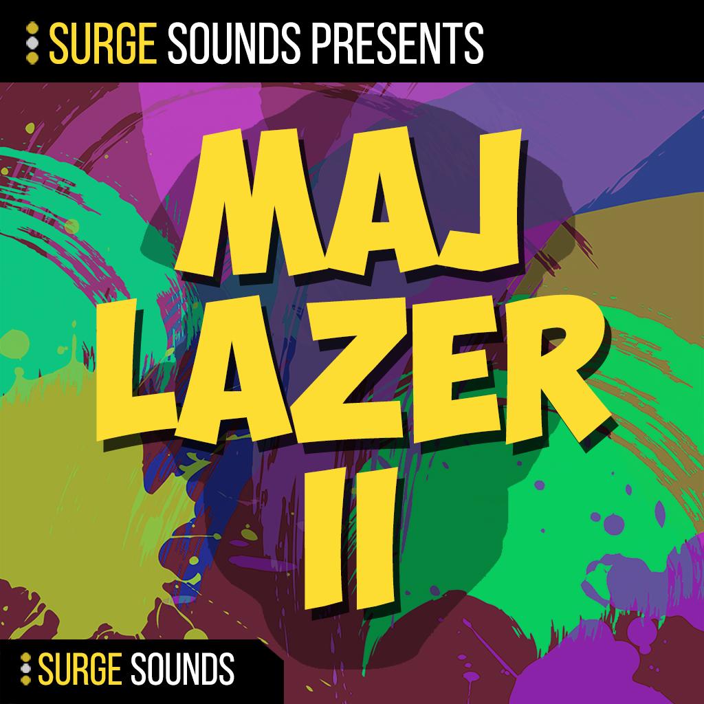 Maj Lazer II for Serum Cthulhu & Massive   Synthmob