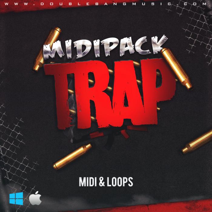 Trap Midi Pack & Loops | Synthmob