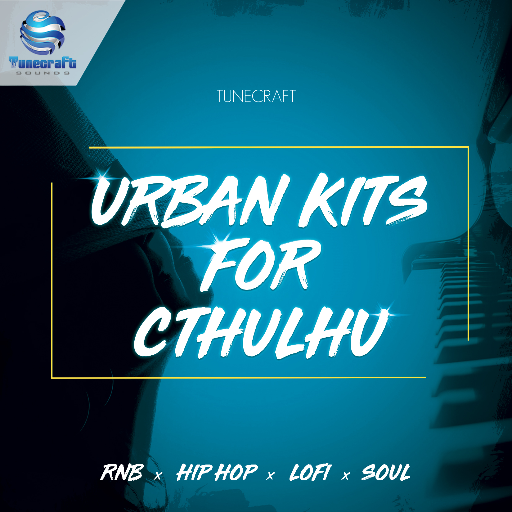 Tunecraft Urban Kits for Cthulhu | Synthmob